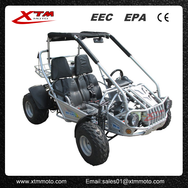 Right hand drive road 300cc racing go kart