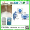 High clear liquid silicone rubber for baby pacifier
