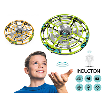 2019 Kids Interactive Toy Air Hover Hand Control UFO Induction Fly Drone