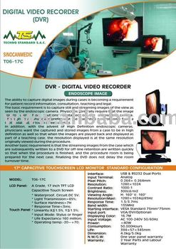 DVR - DIGITAL VIDEO RECORDER MEDICAL FOR IMAGE ENDOSCOPE