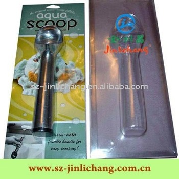 Slide blister packaging for door catches&door closer