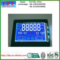 small graphic lcd clock module