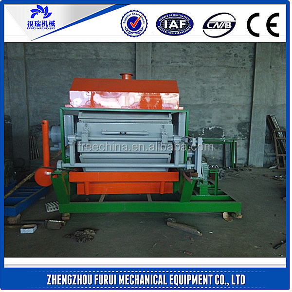 Egg tray machine/paper egg tray making machine price/egg tray pulp mold