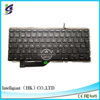 "Original NEW 15.4"" Laptop spain keyboard with backlight For Macbook Pro Retina A1398 MC975 MC976"