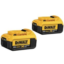 Dewalt 20V Power Tool Battery for DEWALT 20V MAX Tools