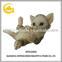 Collection Feline Animal Decoration Resin Cat Figurine Wholesale