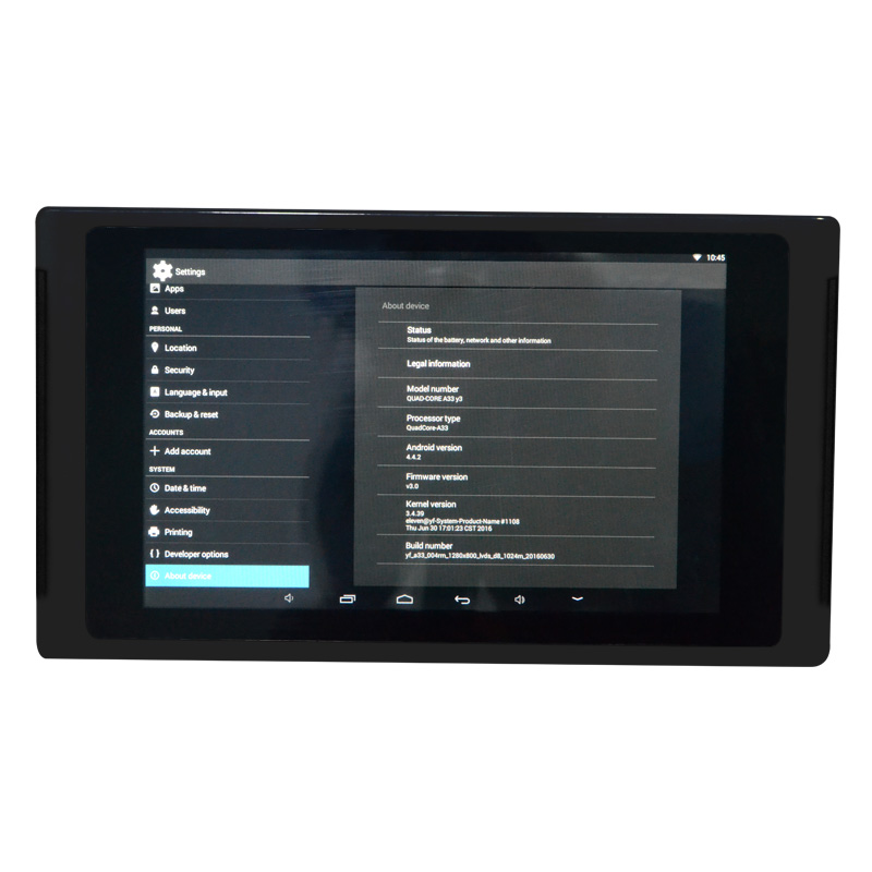 10 inch 3g / 4g tablet pc with plastic case