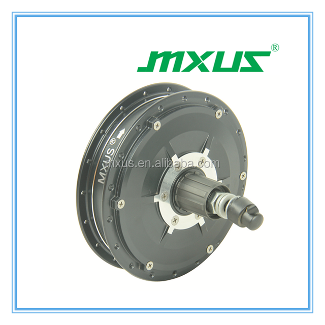 MX01C hub motor rear 500W with cassette for electric bike kit