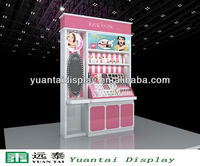 shenzhen factory for Wooden Comestic display stand cabinet