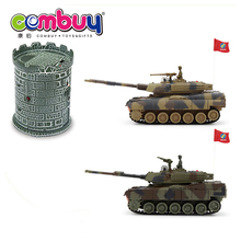 Newest iterm 11 channel battle toy rc tank tracks