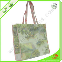 Printing Non Woven Polypropylene Bag For Shopping Custom Tote Bag