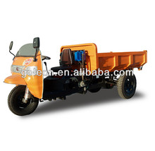 2013 hot three-wheeler,tri-truck for mining,professional tricycle for diggings, mine tricycle with dump hopper