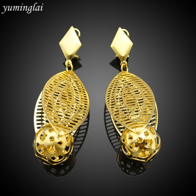 High quality geometric pendant balance earrings big earrings women earring