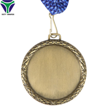 Custom Wholesale Metal <strong>Crafts</strong> insert Blank Medal For Common Use