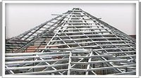 TRUSTEC STEEL TRUSS SYSTEM(roof trusses)