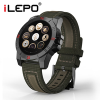 For Apple&Android Bluetooth 4.0 heart rate test sport watch