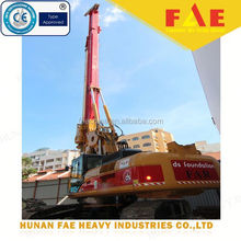Pneumatic Crawler Rock Breaker Drilling Rig Job all over the world