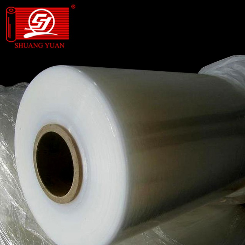 Good Flexibility Thickness 20-23 mic LLDPE Machine Stretch Film wrap film