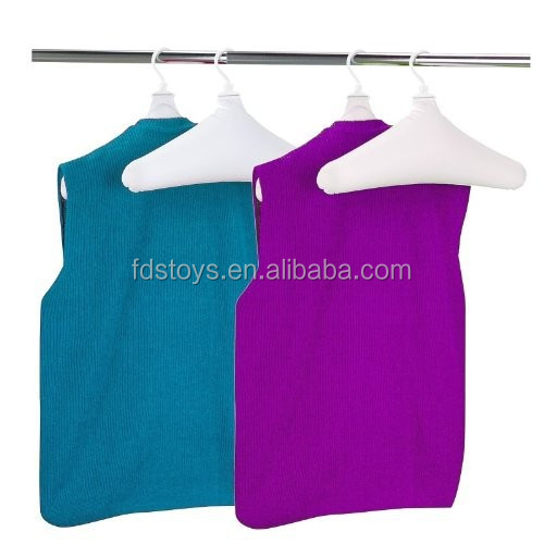 Set of 2 Inflatable Hangers for trsvel