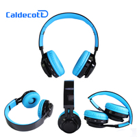 SD/MP3 Player V4.0 Bluetooth Stereo Headphone with Audio sharing