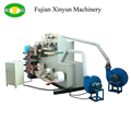 Automatic tissue cup coaster making machine