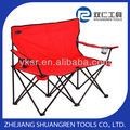 2 SEAT FOLDING CHAIR BENCH OUTDOOR SPORTING GOODS CAMPING FURNITURE NEW