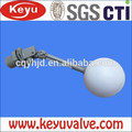 DN20EM Leisure pool water tank ball float valves fashion float