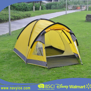 Luxury Waterproof Folding Family Camping Tent 1 2 Person Lightweight Outdoor  Travel Dome Tent