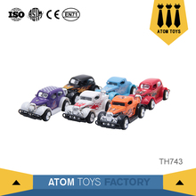 cheap 1 43 pull back simulation racing miniature metal toy cars for wholesale
