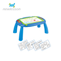 popular product intelligence magnetic drawing desk for children
