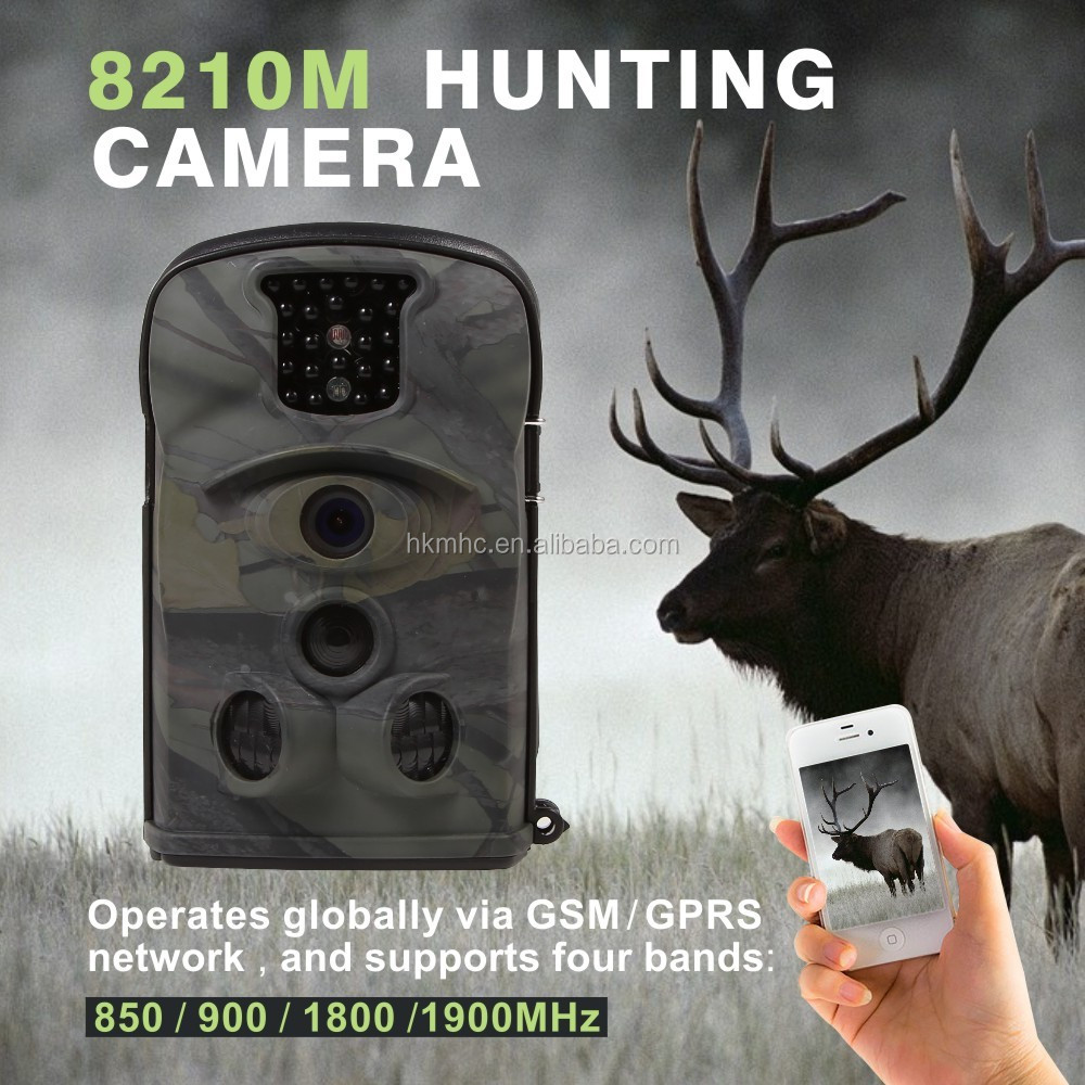 Hidden Wifi Outdoor Colorful Wireless MMS Remote Hunting Trail Camera
