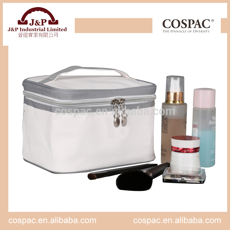 China manufacturer white brush pouch