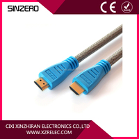 High Speed HDMI cable male to male support 1080p 3D 4K*2k for computer