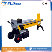 2017 New Type Electric Hydraulic Vertical Stump/ Timber/ Wood Log splitter