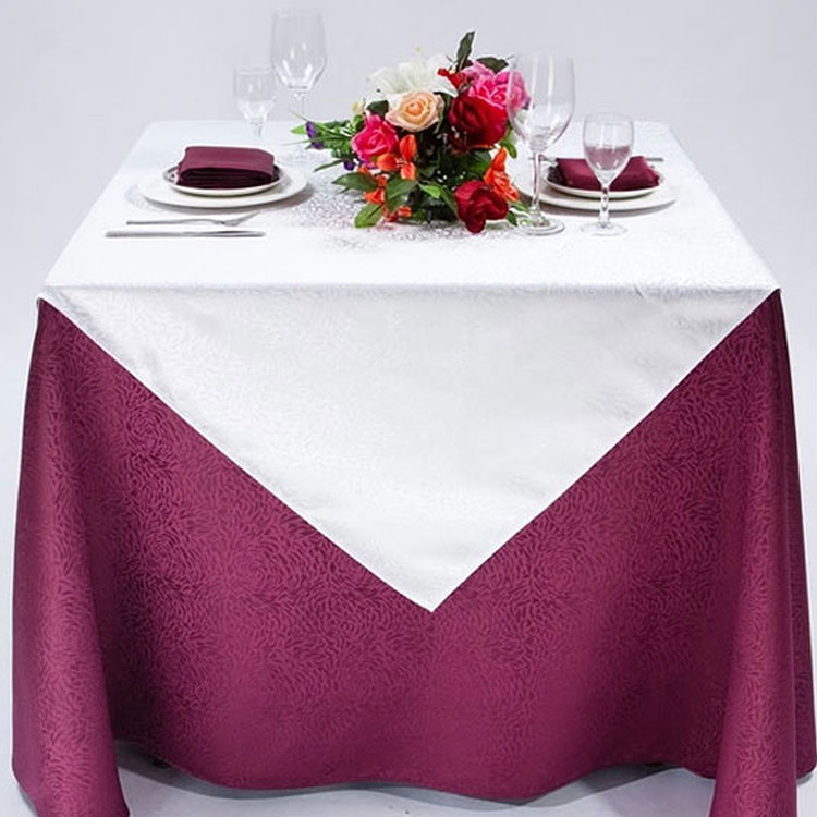 Cheap Christmas Tablecloths Table Linens 36x36 Inch Buy