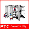 Multifunctional 360 Crossfit training rig/Integrated gym trainer