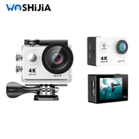 4k waterproof action camera Full HD 4K high resolution Sports Action Camera with LCD