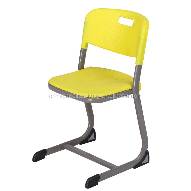 Sell L.Doctor brand Student Chair with Plastic Seat and Steel Frame