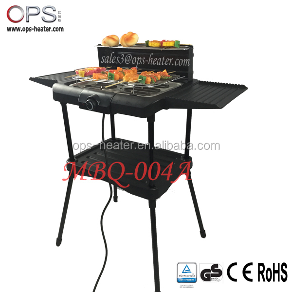 s3 electric bbq grill pan barbecue MBQ-004A