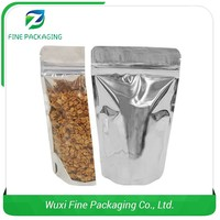 Top Supplier Disposable Biodegradable Resealable Stand Up Pouch