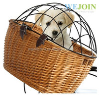 Pet Bicycle Basket for Dog Carrying Basket