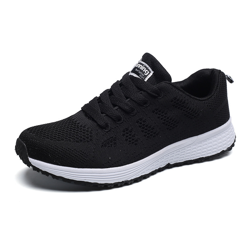 Wholesale Men Running Fashion White Sport Shoes Women