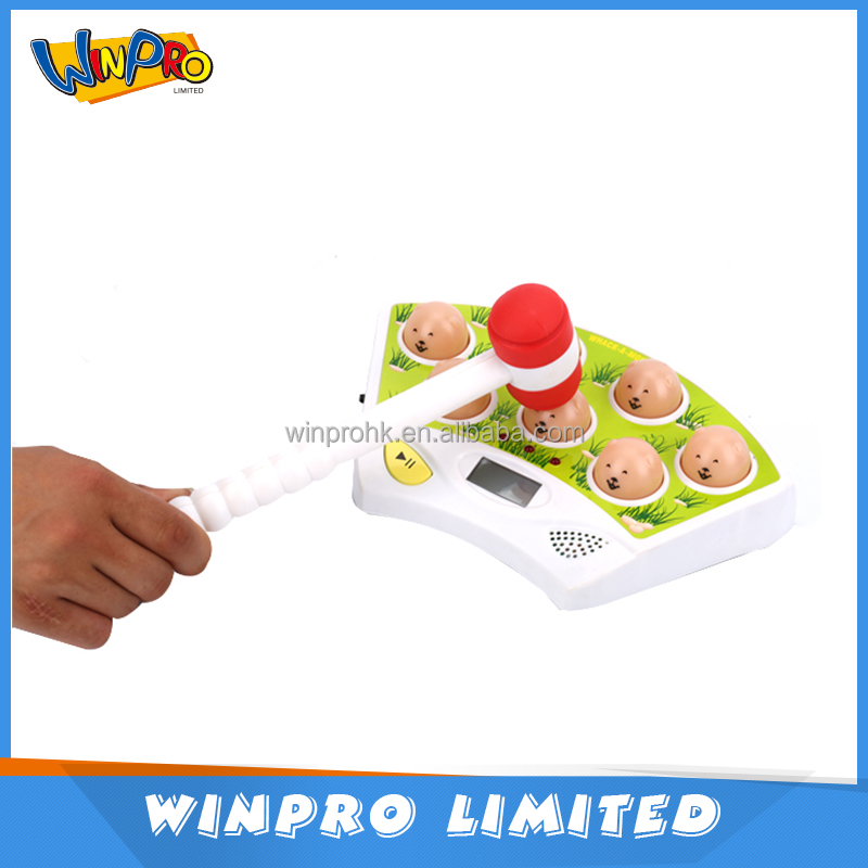 Factory supply popular whack mouse mini toy game for kids