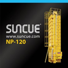 SUNCUE Circulating paddy wheat barley Grain Dryer NP-120