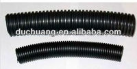 New 2014 Plastic Corrugated Plastic Pipe Sizes Colored