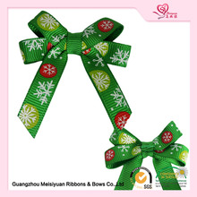 Cheap price wholesale grosgrain ribbon flowers making bow for gift wrapping