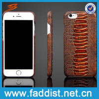 latest style genuine leather wholesale cellphone cases
