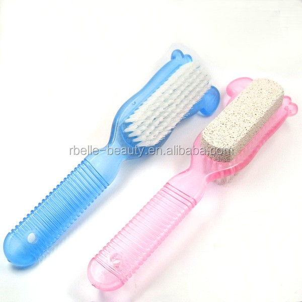 Personal Care Nature pedicure Foot File With Stone callus remover