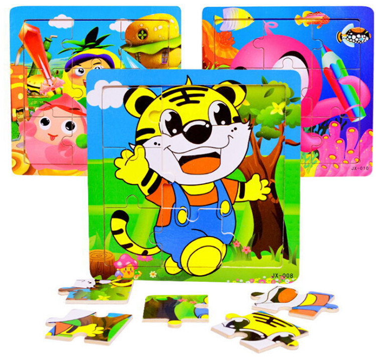 FQ brand China Wholesale Market Agents custom magnetic wooden puzzle