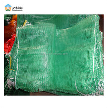 Good air ventilation new pp raw material agriculture mesh bag for potato packing